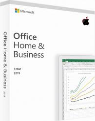 Office 2019 Home and Business - MAC Aplicatii desktop
