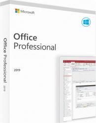 Office 2019 Professional Aplicatii desktop