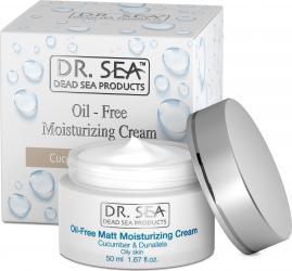 Crema Oil Free Hidratanta cu Minerale de la Marea Moarta Castravete si Dunaliella Creme si demachiante