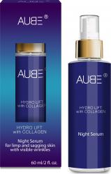 Ser cu colagen zi and noapte Aube 60 ml Tratamente, serumuri