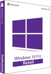 Windows 10 Pro Retail 32-64 Bit Licenta electronica
