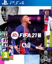 Joc Fifa 21 Pentru PlayStation 4 Jocuri