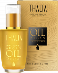 Ulei de argan 100 Thalia Natural Beauty 60ml Masti, exfoliant, tonice