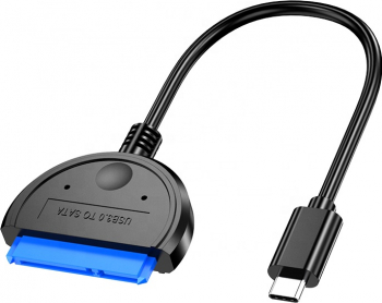 Adaptor USB Type C - SATA pentru HDD / SSD 2.5