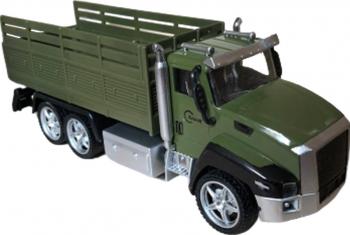 Camion din Metal Die cast 27.5x15 cm 3 ani +
