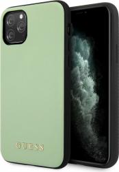 Husa Piele - TPU Guess Pentru Apple IPhone 11 Pro Max Verde Blister Huse Telefoane