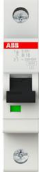 Intrerupator automat ABB S201-B10 curba B 10A rupere 6000A 1P