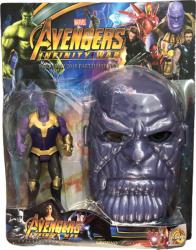 Set Figurina si masca Thanos