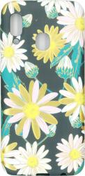 Husa protectie spate cu motiv floral Luxo M11 pentru Samsung Galaxy A20e