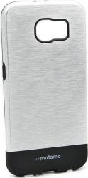 Husa Samsung Galaxy S7 Edge Motomo V4 Argintiu Huse Telefoane