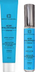 Pachet promo Acid Hyaluronique Intens Crema Ten 50ml si Serum Ten 15ml Institut Claude Bell