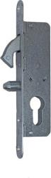 Broasca cu cioc pentru poarta culisanta 130x34 mm Accesorii feronerie