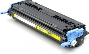 Cartus Toner compatibil HP Q6002A yellow 2000 pagini Cartuse Compatibile