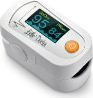 Pulsoximetru Little Doctor MD300C23 indica nivelul de saturatie a oxigenului din sange masoara rata pulsului Pulsoximetre