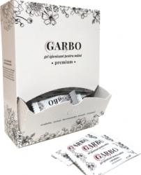 Gel igienizant de maini Garbo cu 70 alcool si glicerina 3 ml/ plic - cutie cu 100 plicuri Gel antibacterian