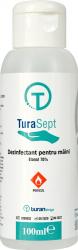 Dezinfectant pentru maini TuraSept 100 ml cu aviz biocid bactericid fungicid/levuricid virucid Gel antibacterian
