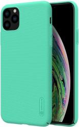 Husa iPhone 11 Pro Max Nillkin Super Frosted Shield - Mint Green Huse Telefoane
