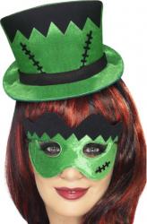 Set de palarie si masca de Frankie Costume serbare