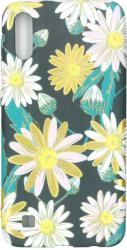 Husa protectie spate cu motiv floral Luxo M11 pentru Samsung Galaxy A10/ M10