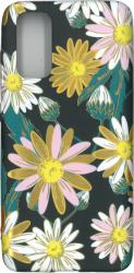 Husa protectie spate cu motiv floral Luxo M11 pentru Samsung Galaxy S20