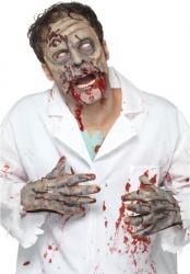 Set de masca si manusi de zombie Costume serbare