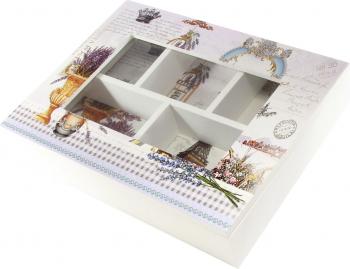 Caseta de bijuterii lemn lavander A34-35 Casete Bijuterii