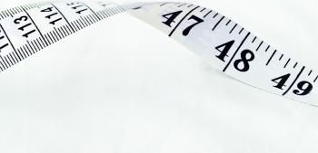 Tablou forex Measuring tape 50x70 cm Tablouri