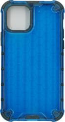 Husa protectie spate anti-shock hexa albastru pentru Apple iPhone 11 Pro- Millo Huse Telefoane