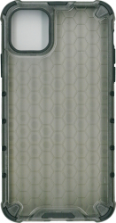 Husa protectie spate anti-shock hexa negru pentru Apple iPhone 11 Pro Max- Millo Huse Telefoane