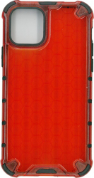 Husa protectie spate anti-shock hexa rosu pentru Apple iPhone 11 Pro- Millo Huse Telefoane