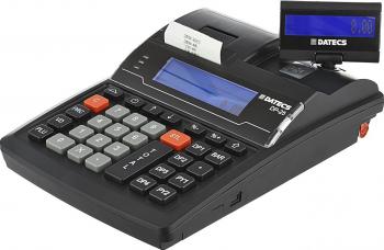 Casa de marcat cu jurnal electronic Datecs DP25 Cu acumulator fara Bluetooth inclus Masini de numarat bani