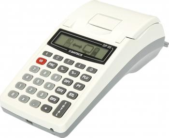 Casa de marcat portabila Datecs DP05 cu bluetooth inclus