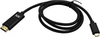 cablu adaptor USB 3.1 Type C - HDMI 4K pentru telefon sau laptop 3 metri