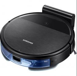 Aspirator robot SAMSUNG VR05R5050WK/OL autonomie max 150 min 0.2l Wi-Fi Smart Sensing negru
