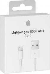 Cablu Original Apple Iphone de 1m in ambalaj Retail 5 5S SE 6 6S 6s Plus 7 7 Plus 8 8 Plus X XS XS MAX XR White iphone 11 11 pro max Cabluri telefoane mobile
