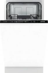 Masina de spalat vase incorporabila GORENJE GV54110 A++ 9 seturi 5 programe 45 cm Masini de spalat vase