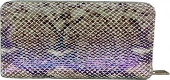 Portofel de dama piele ecologica mov Portofele