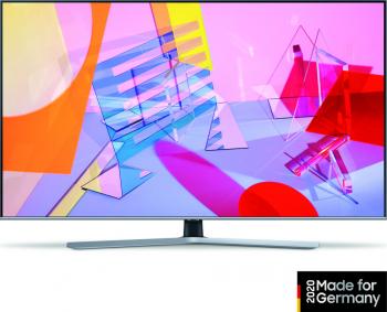 Televizor Qled Samsung GQ55Q67TGUXZG UHD 4K Smart Tv 138 cm negru Televizoare