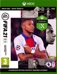 Joc FIFA 21 Champions Edition Pentru Xbox One Jocuri