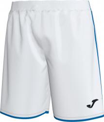 Pantalon sport Joma Liga Alb/Albastru marimea 3XS 8-10 ani