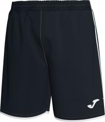 Pantalon sport Joma Liga Negru/Alb marimea 2XS 12 ani Pantaloni si colanti