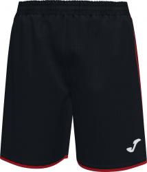 Pantalon sport Joma Liga Negru/Rosu marimea 3XS 8-10 ani