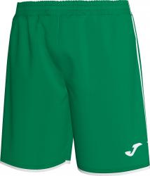 Pantalon sport Joma Liga Verde/Alb marimea 2XS 12 ani