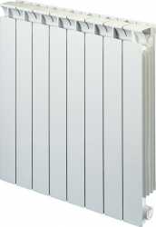 Radiator aluminiu MIX 500 - 8 elementi