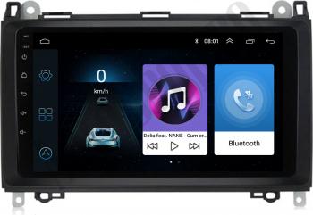 Navigatie Mercedes Sprinter/Vito/Crafter Android 9.1 Ecran 9Inch - AD-BGPMBSPR9MTK