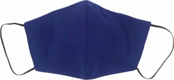 Set 2 Masti de Protectie din Bumbac Reutilizabile 2 straturi Albastru Magic Mirror Fashion and reg Masti chirurgicale si reutilizabile