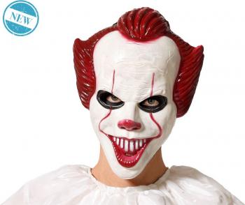 Masca Halloween clovn IT Costume serbare