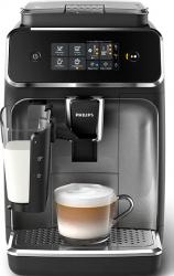 Espressor automat PHILIPS Seria 2000 LatteGo EP223640 1450 W 1.8 l 15 bar Display Touch Aroma Seal Negru Expresoare espressoare cafea