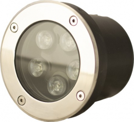 Spot IP67 LED 5W - 50 000 ore incastrabil pentru pavaj LED Market 4500K lumina naturala Corpuri de iluminat