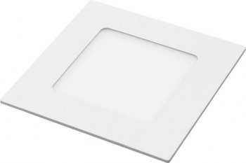 Spot patrat LED 6W - 50 000 ore incastrabil LED Market LM-P0106-SR 4000K lumina naturala Corpuri de iluminat